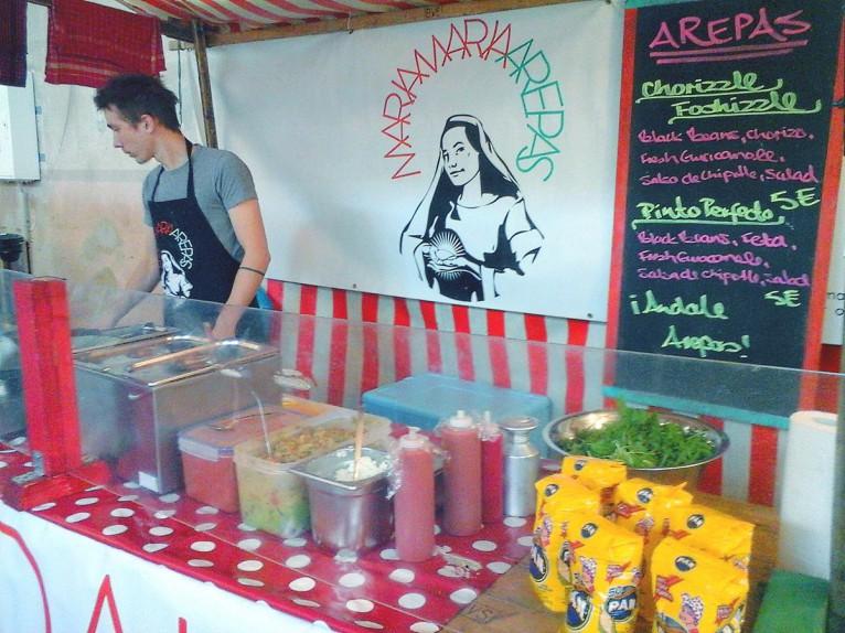 Arepas in Berlin