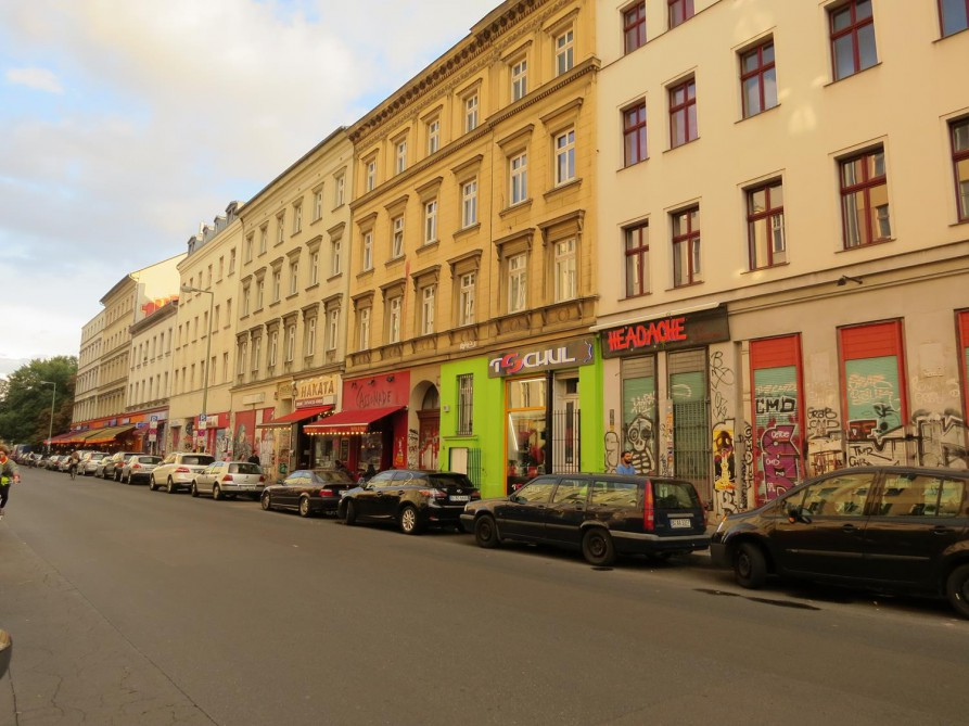 Oranienstraße, Kreuzberg, Berlin