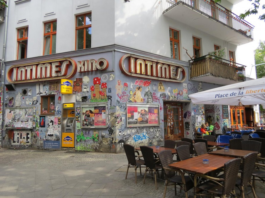 Intimes Kino, Berlin-Friedrichshain