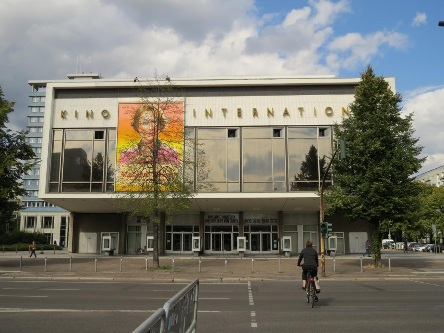 Kino International, Berlin-Mitte