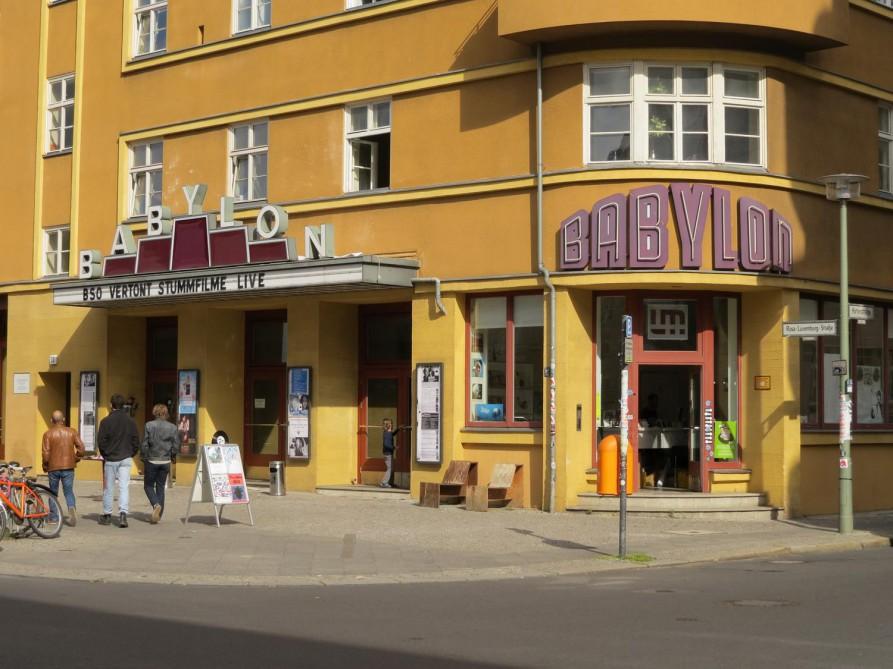 Kino Babylon, Berlin-Mitte