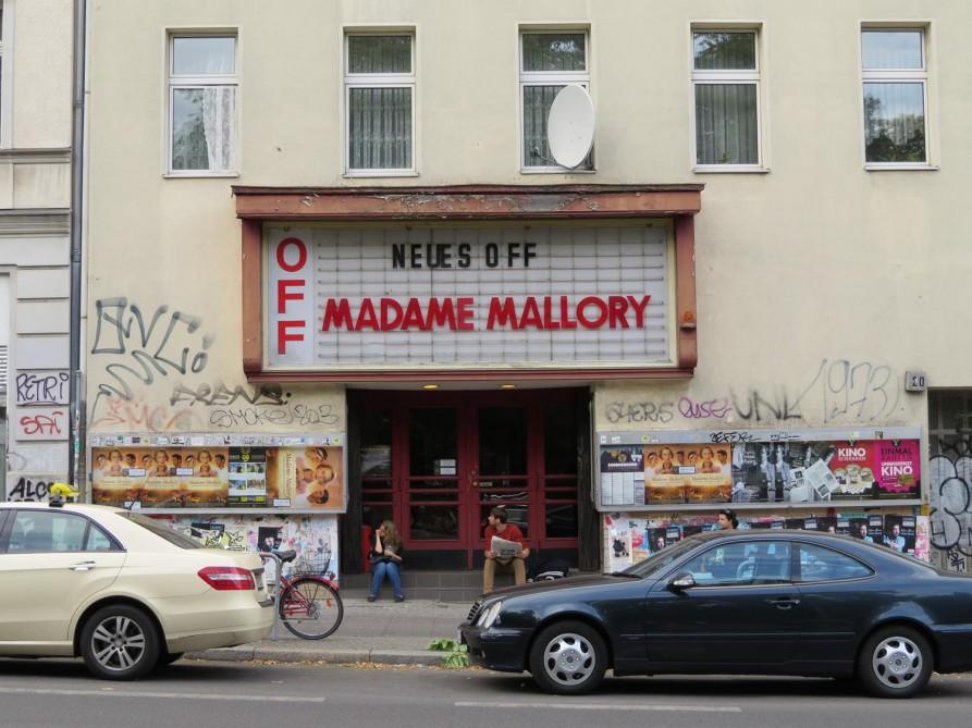 Neues Off, Berlin-Neukölln
