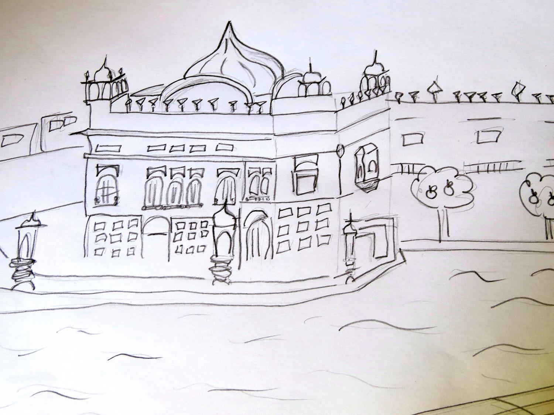 Amritsar, Harmandir Sahib