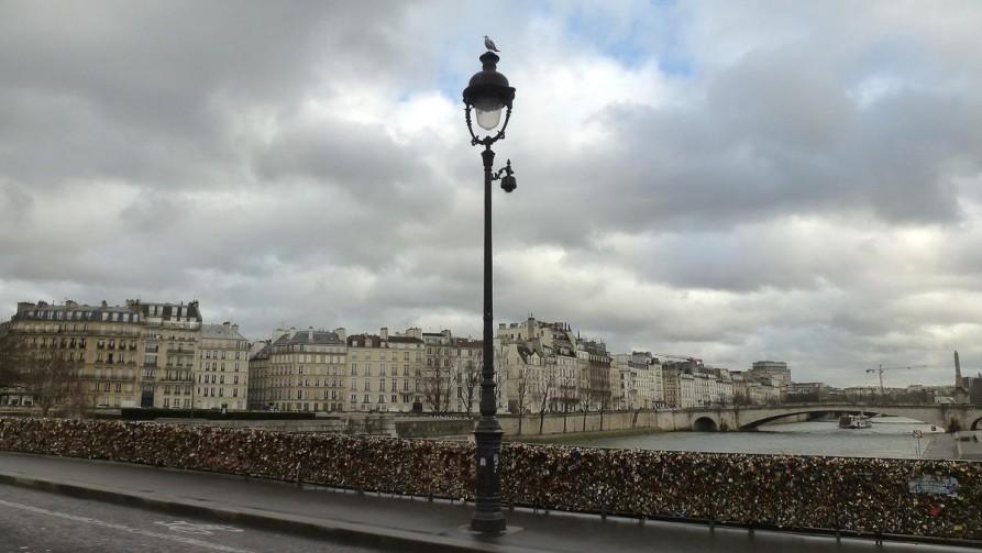 Pont de l'Archevêché - Paris