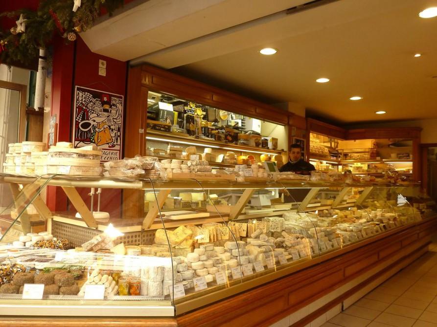 Käsefachgeschäft, Paris