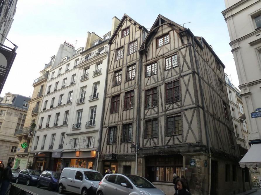 Straßenbild Paris