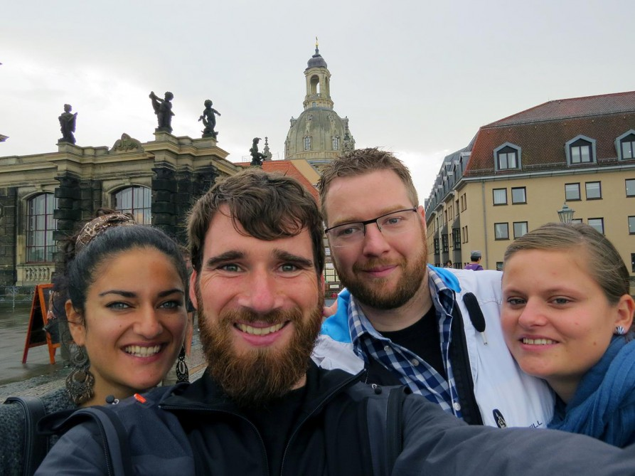 Couchsurfing in Dresden