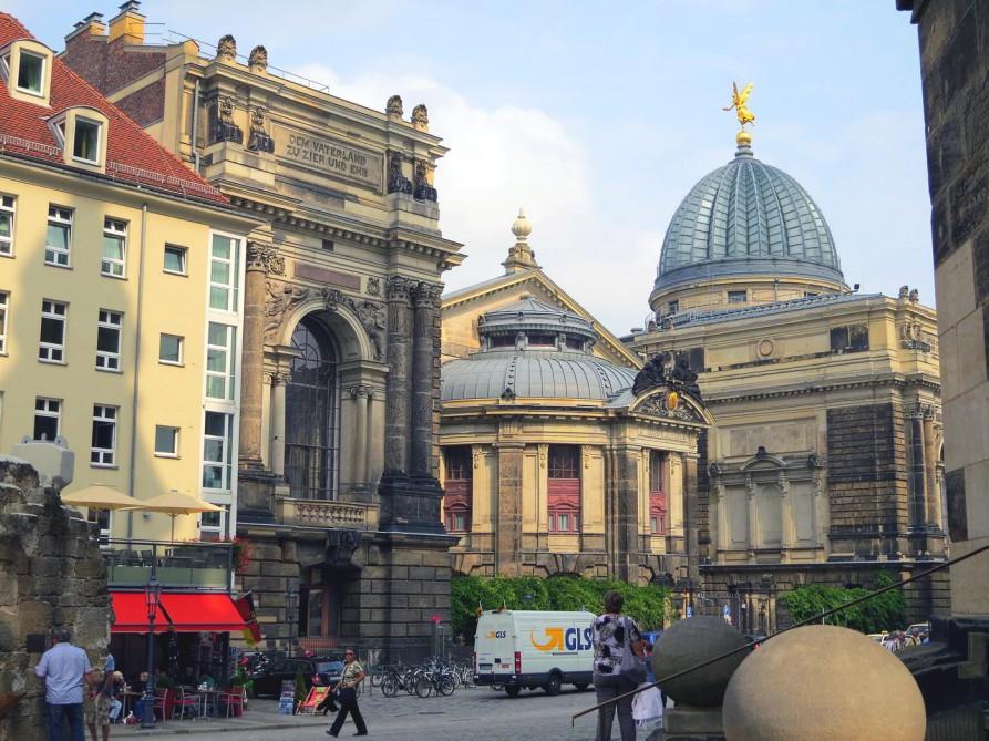 Lipsius-Bau, Dresden