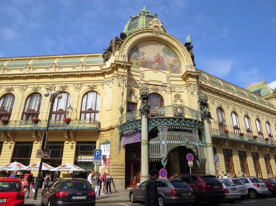 Repräsentantenhaus in Prag