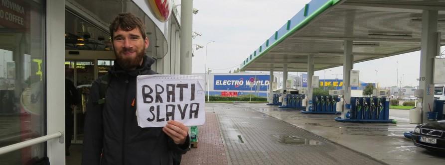 Ab durch die Slowakei