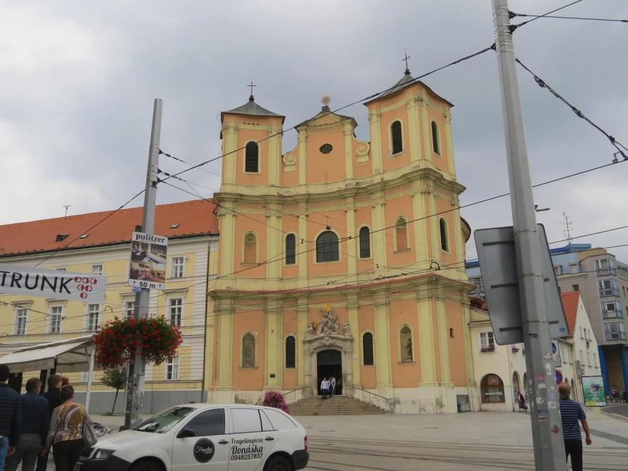Trinitarierkirche, Bratislava, Slowakei