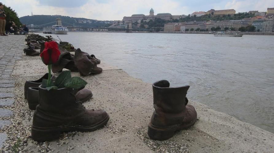 Donau, Budapest, Ungarn