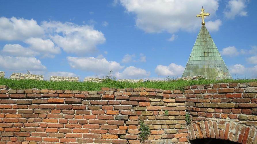 Festung, Belgrad, Serbien