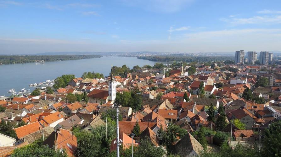 Zemun, Belgrad, Serbien