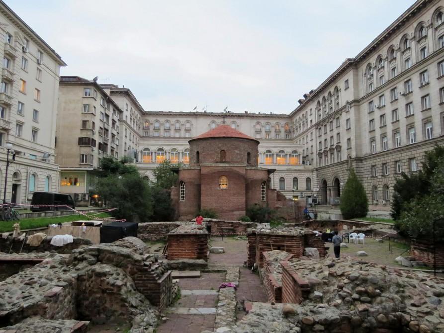 Kirche des heiligen Georg, Sofia