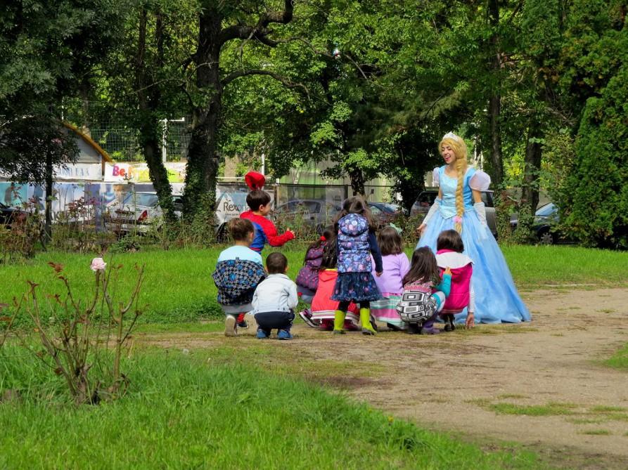 Cinderella und die Rasselbande