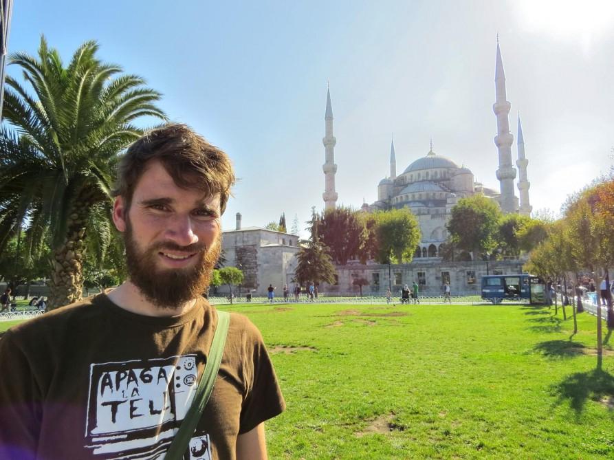 Blaue Moschee, Sultanahmet, Istanbul