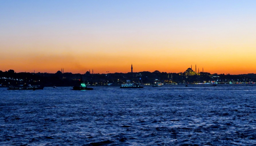 Bosporus, Istanbul