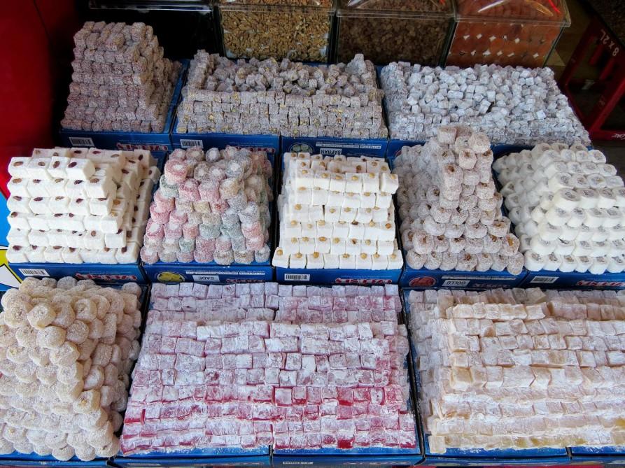 Markt, Üsküdar, Istanbul