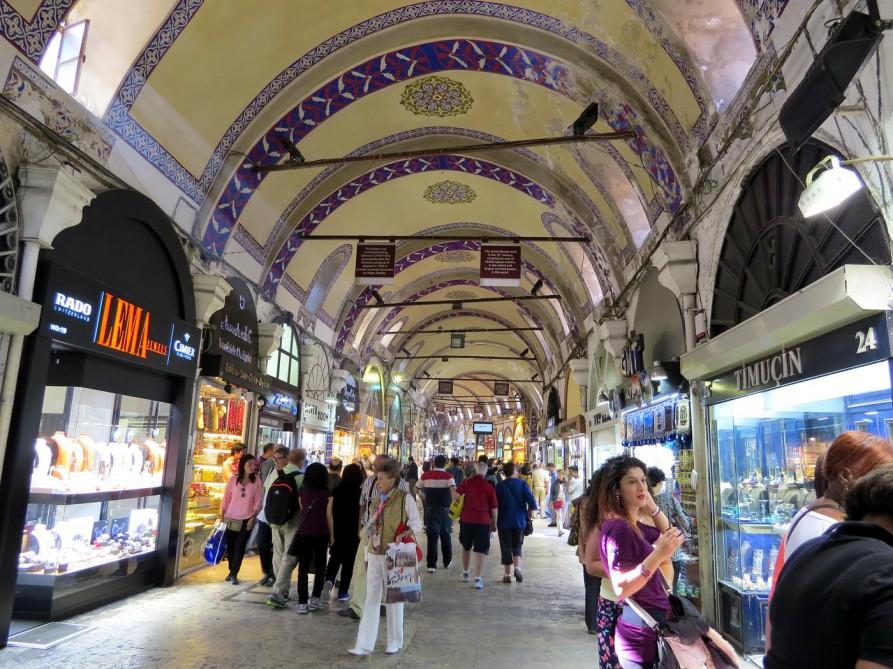 Kapalı Çarşı, Großer Markt, Istanbul