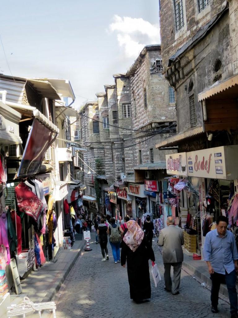 Eminönü, Istanbul, Türkei
