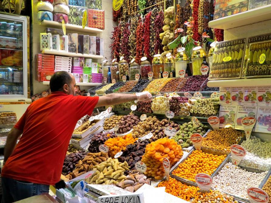 Gewürzmarkt, Istanbul