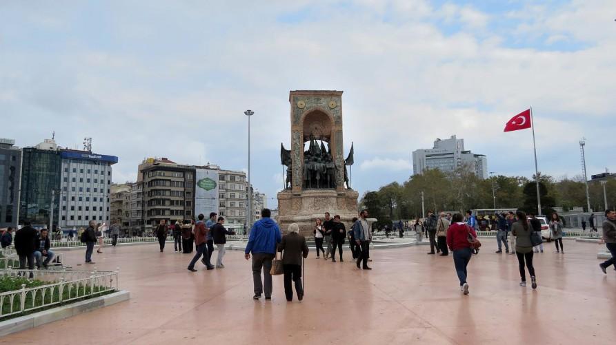 Taksim-Platz, Istanbul