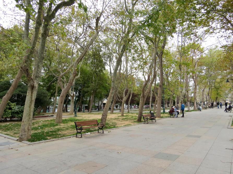 Gezi-Park, Istanbul