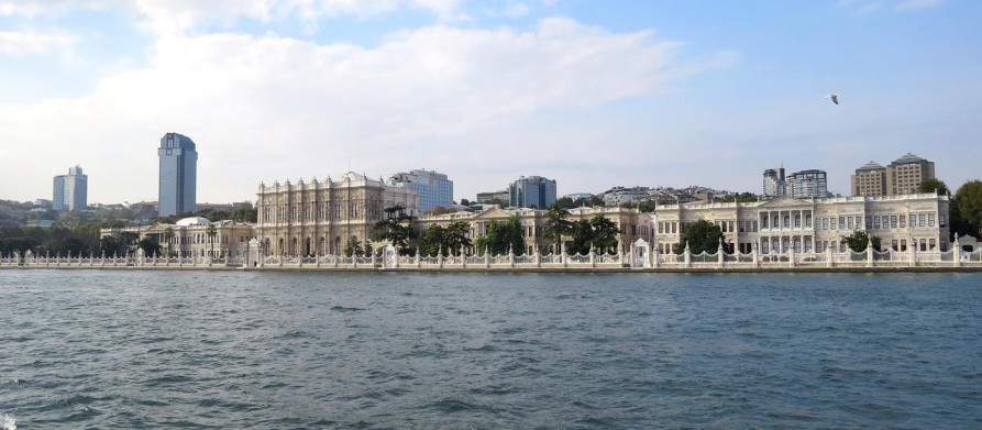 Dolmabahçe-Palast, Istanbul