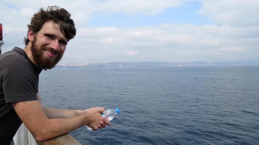 auf dem marmarischen Meer
