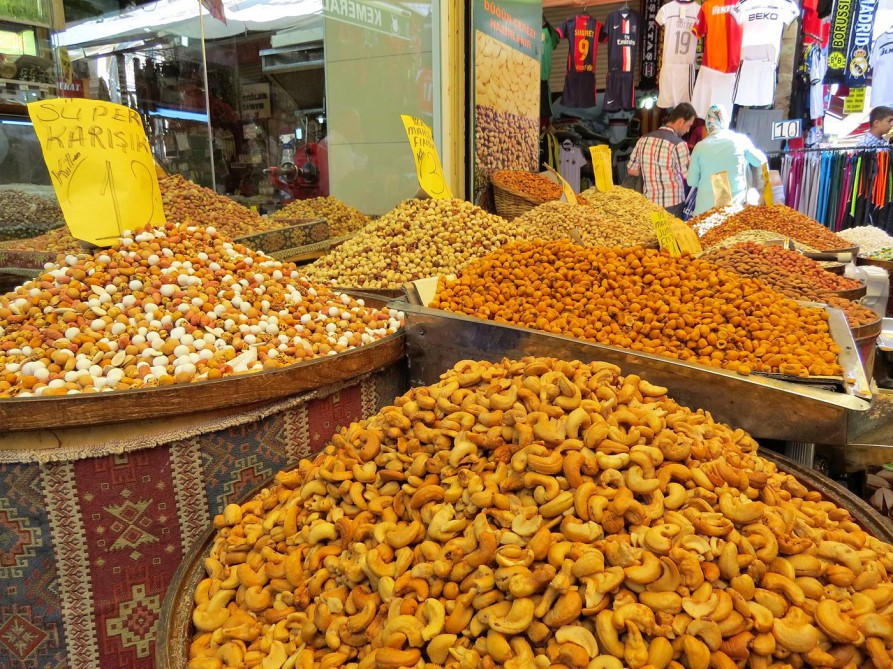 Markt in Izmir