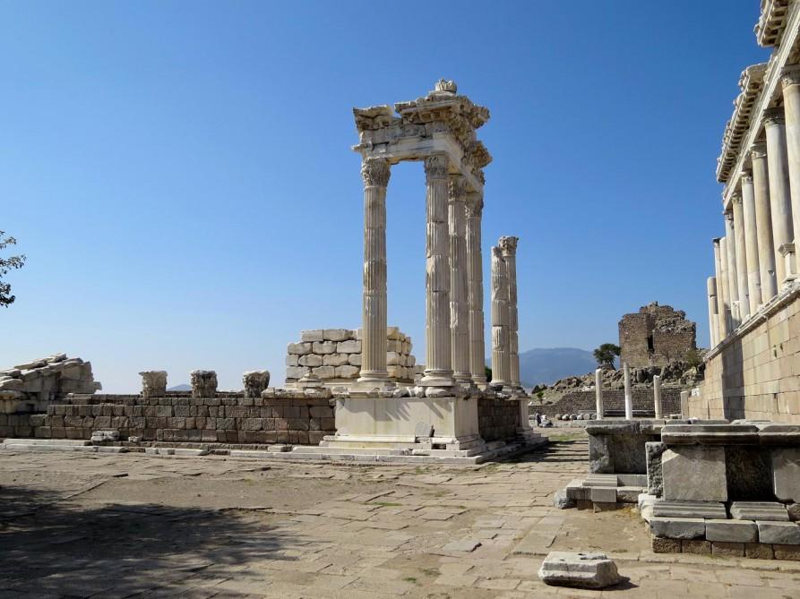 Pergamon, Türkei