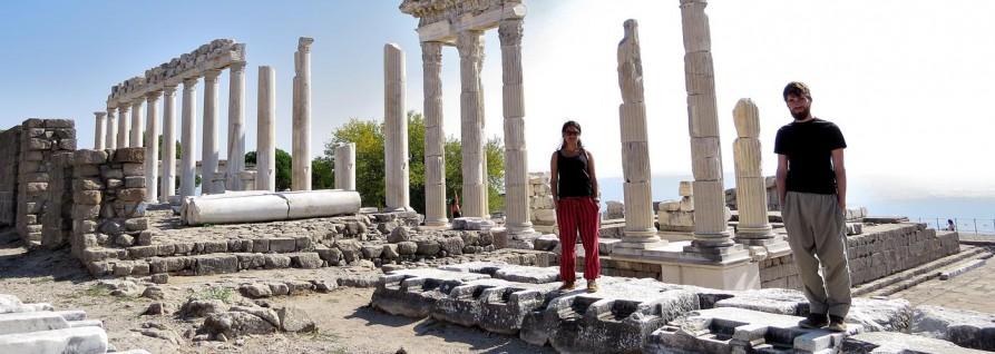 Alte Steine und verlorene Tempel