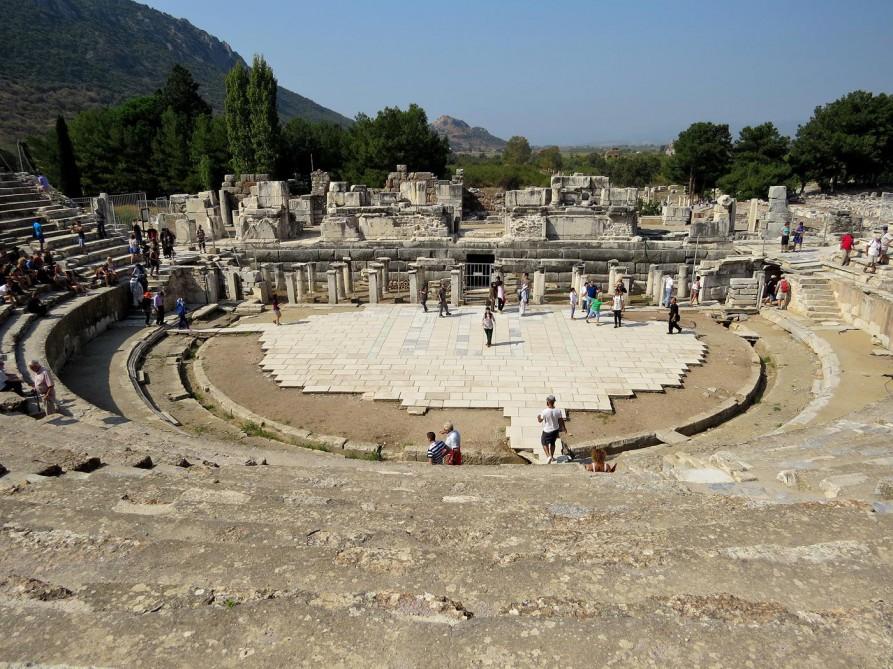 Ephesus, Türkei