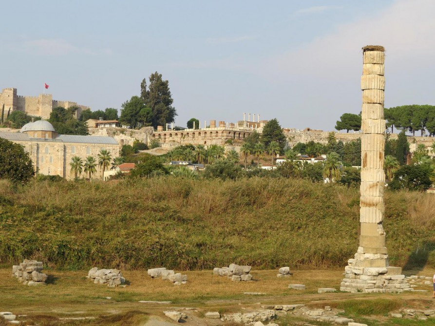 Artemis-Tempel, Efes, Türkei