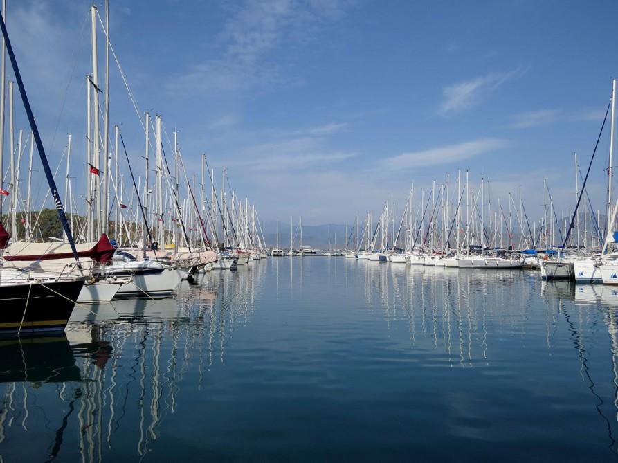 Marina in Fethiye