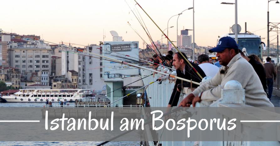 Istanbul und der Bosporus