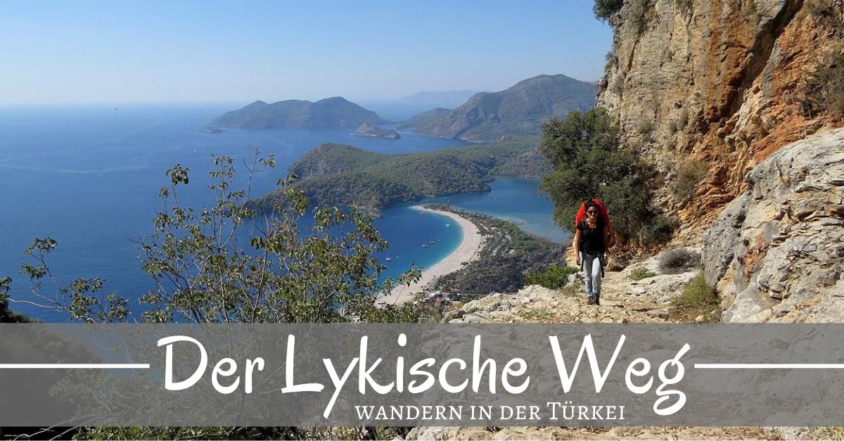 Lykischer Weg, Türkei