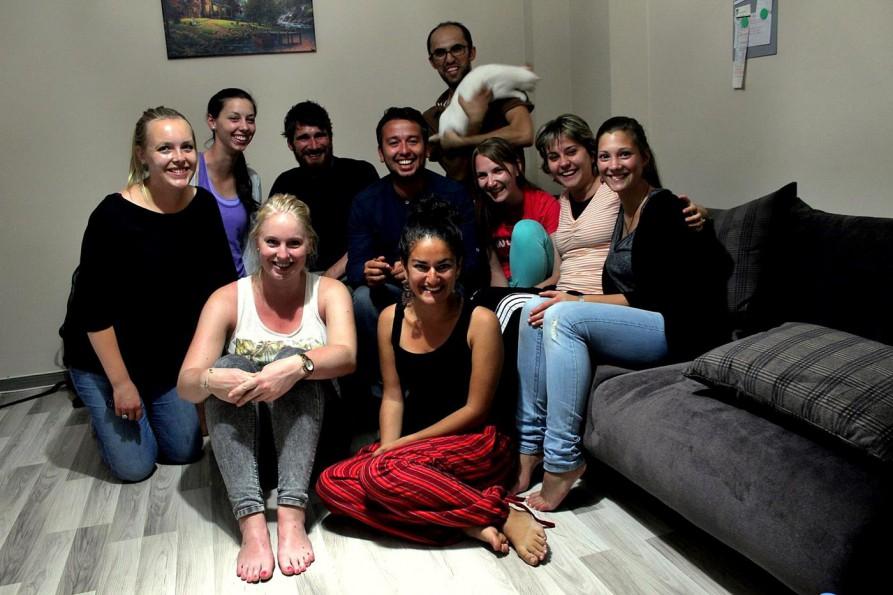 Couchsurfing in Izmir