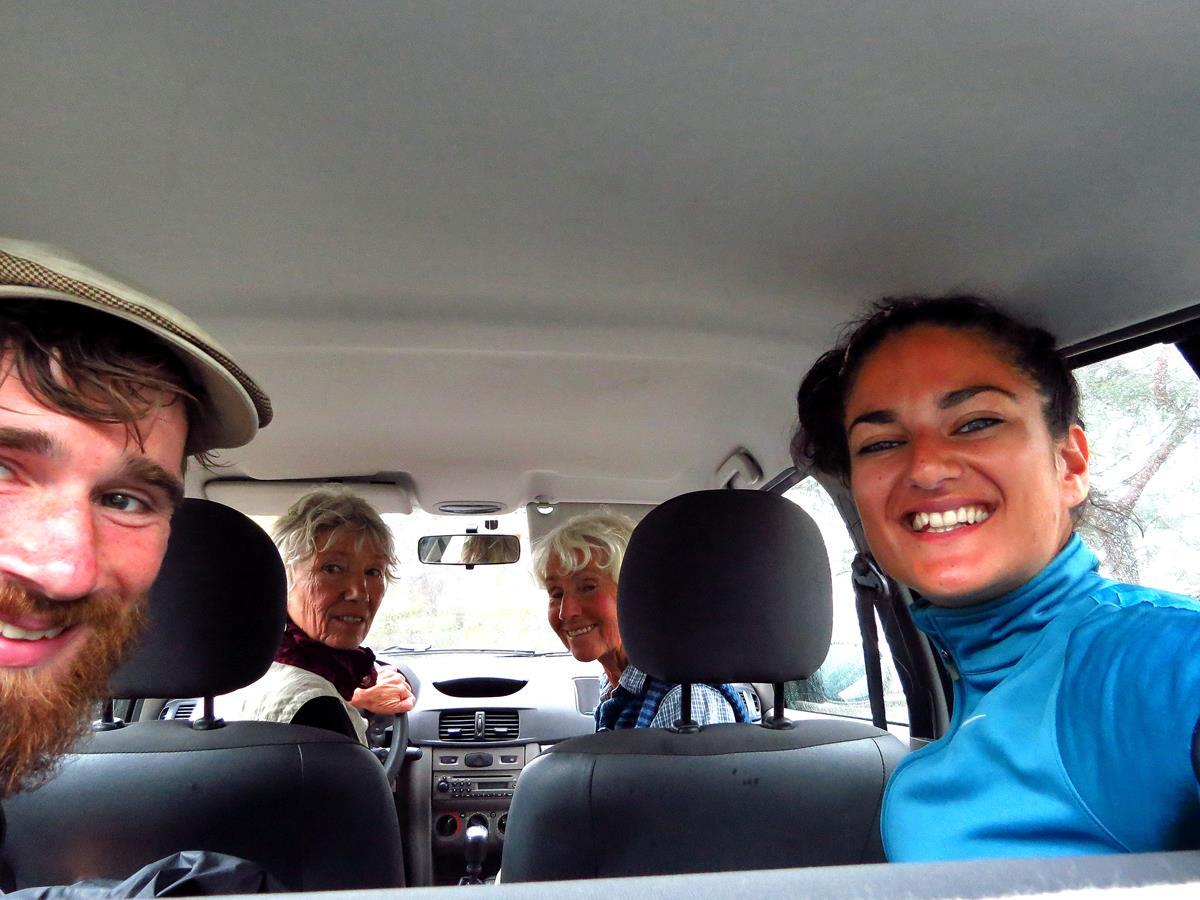 Mitfahrgelegenheit bis zur Kreuzung nach Antalya