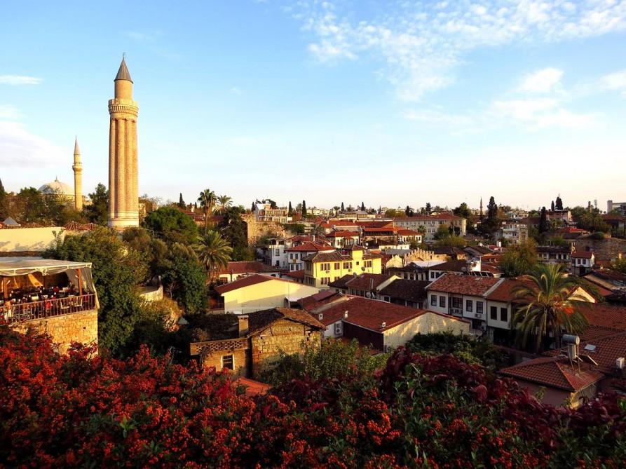 Yivli Minare, Altstadt Kaleiçi, Antalya