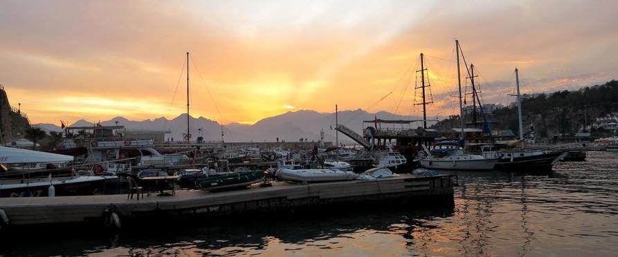 Antalya und die mediterrane Gelassenheit