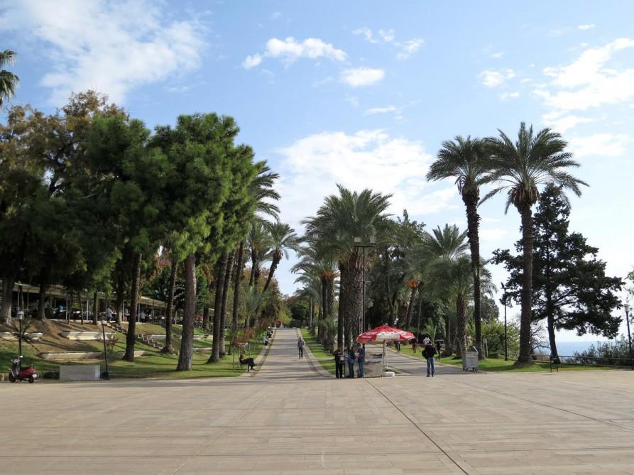 Park Karaalioğlu, Antalya
