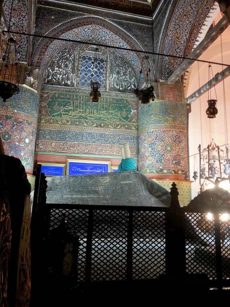 Rumis Mausoleum, Konya
