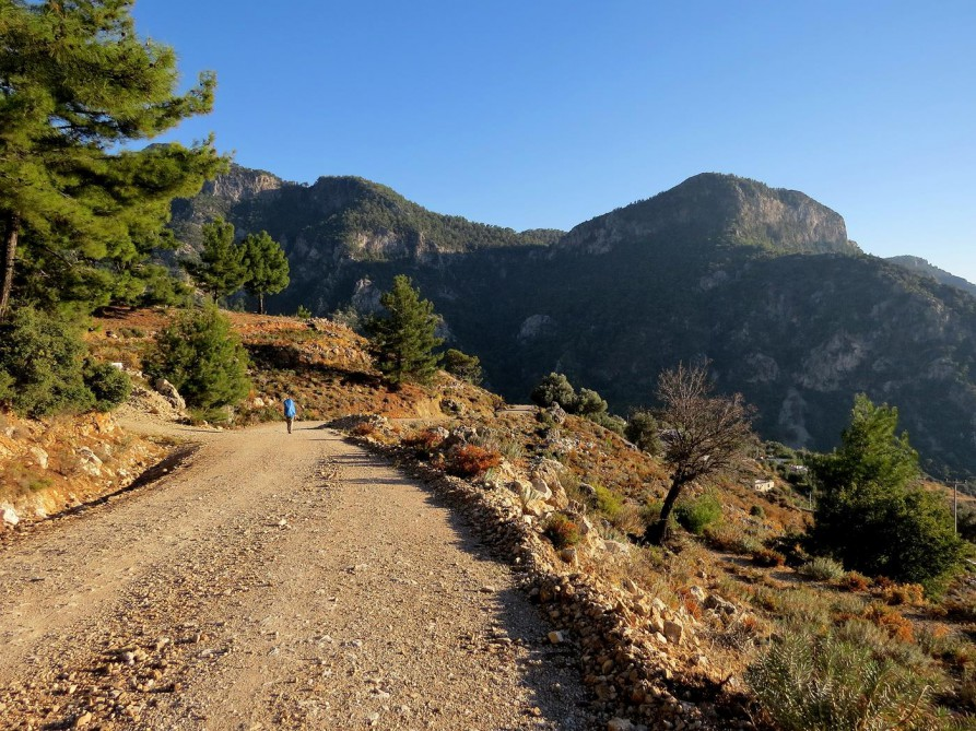 unterwegs im Taurusgebirge