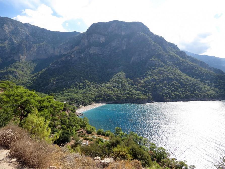 Bucht von Kabak