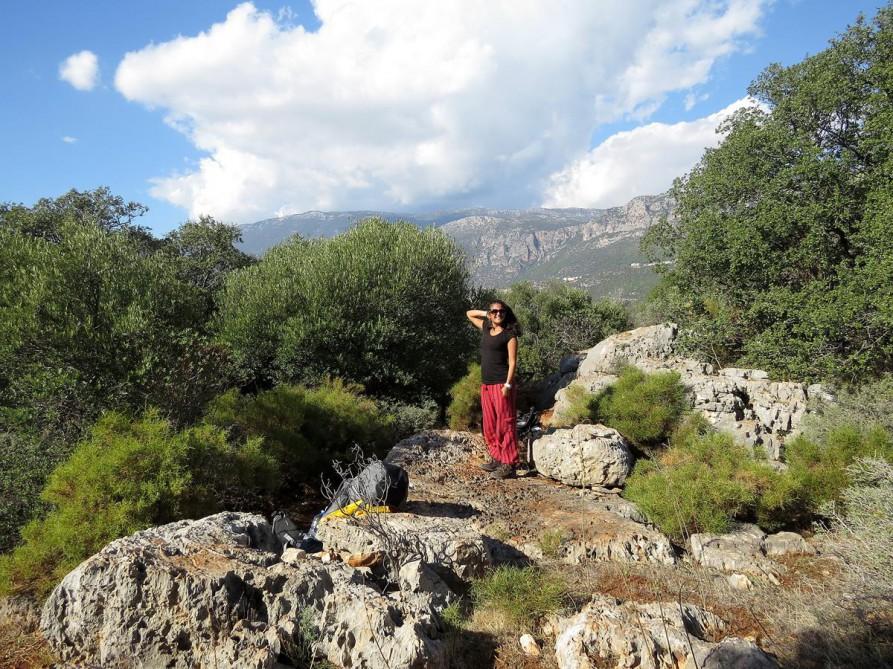 der Lykische Weg, Türkei