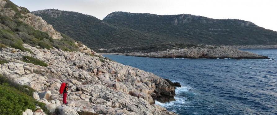 Der Lykische Weg von Kalkan nach Demre
