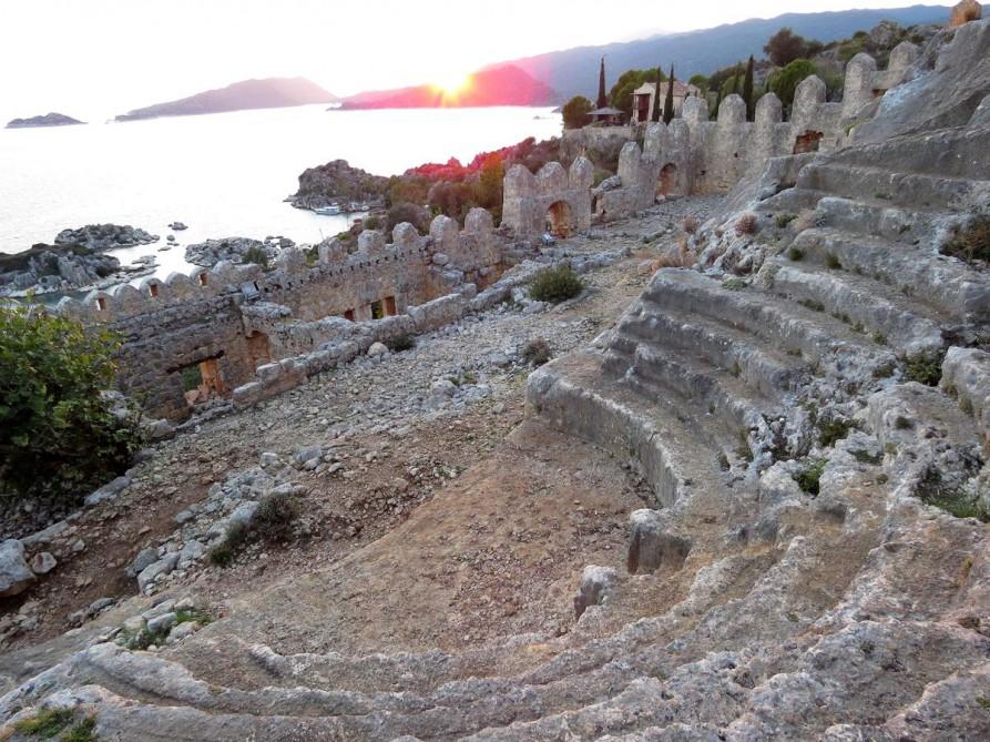 kleines Amphitheater