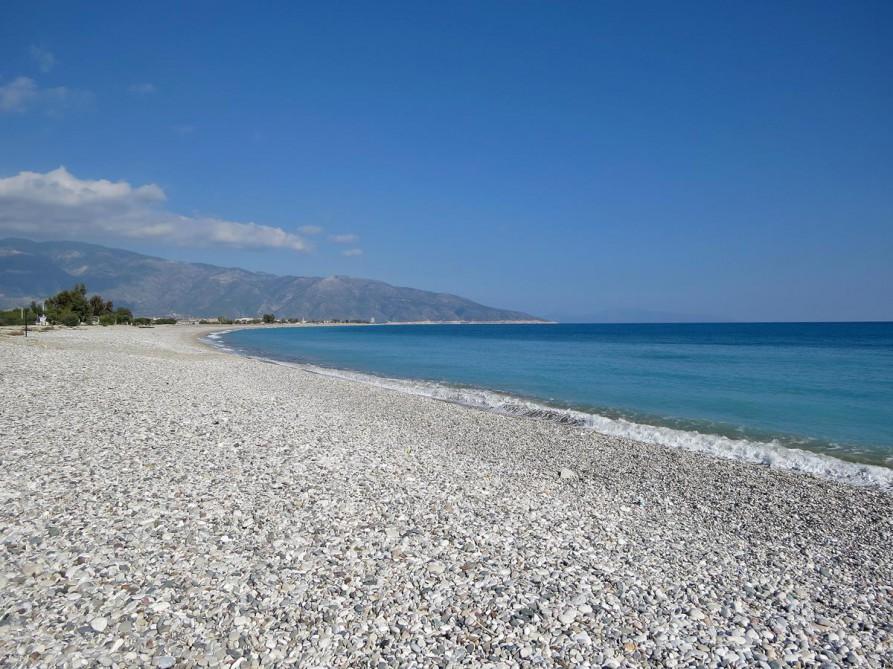 Strand von Demre